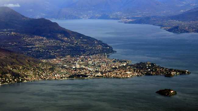 Verbania panorama