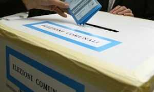 elezioni comunali generica