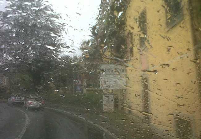 pioggia intra