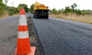 Asfalto asfaltatura strada lavori cantiere