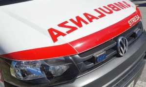 ambulanza stresa