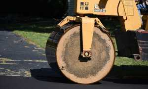 asfalto rullo