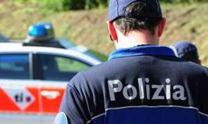 cantonale polizia