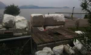 polistirolo porto pallanza